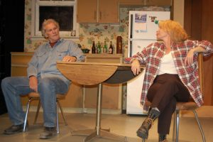 Norm Foster, Heather Hodgson - Theatre Aquarius